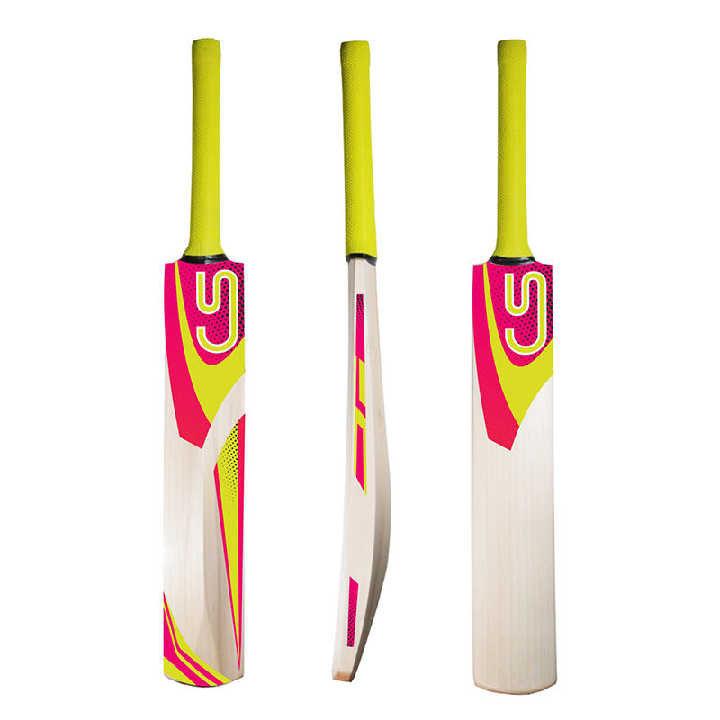 China Manufacturers Adhesive Cricket Bat Stickers Custom Printing