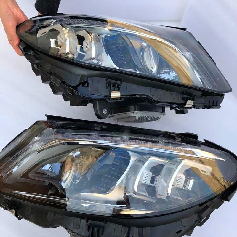 W205 facelift led car head lamp for mercedes benz C class 2015-2020