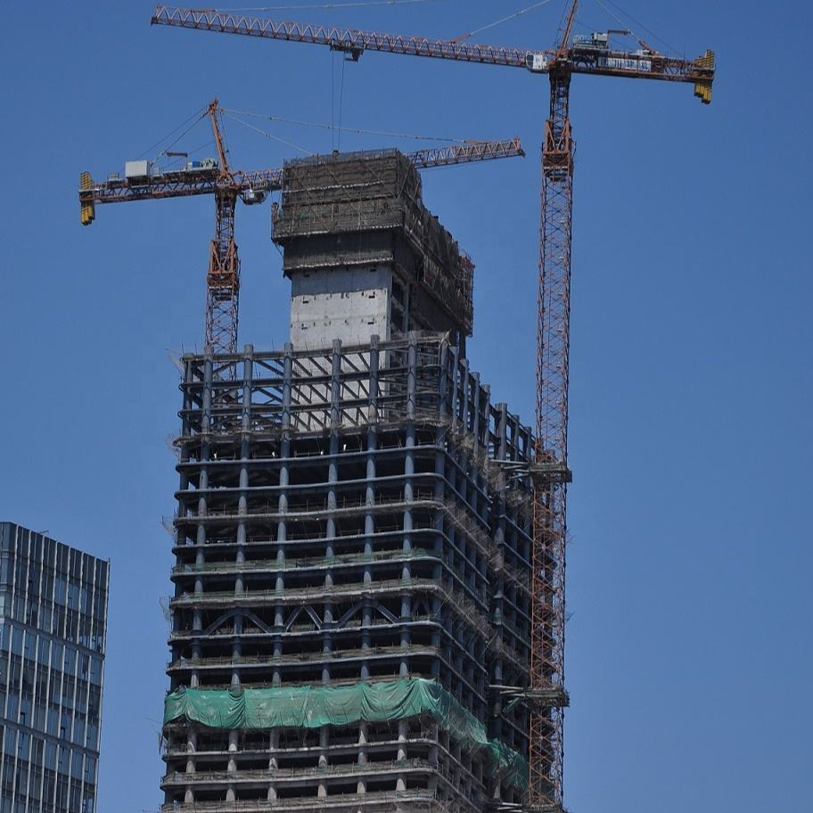 Competitive Price Made-in-China Tower Crane