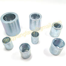 fitting hydraulic hose 22211 hydraulic connection stainless hydraulic hose reusable fitting metal pipe fitting
