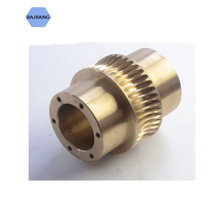 Biggest Dealer of Various Designs Steel Material Made Worm Gear Shafts for Machinery Industry