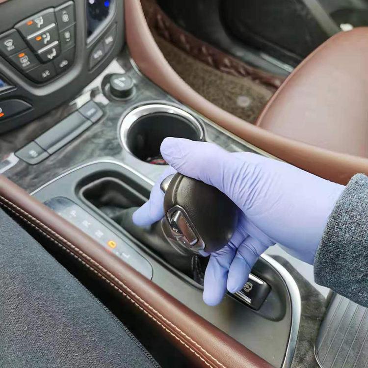 Wholesale High Quality Disposable Powder Free Examination Nitrile/ PVC Glove