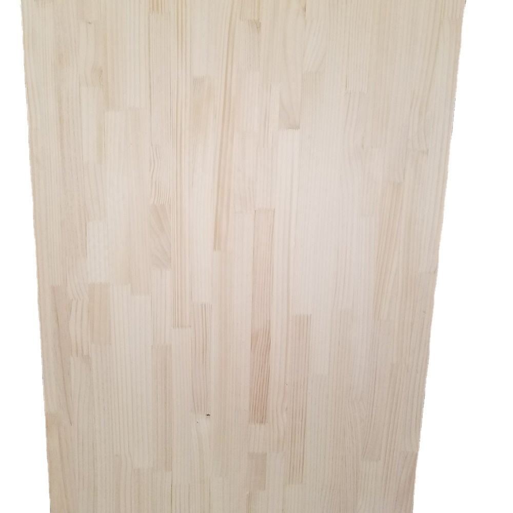 Supply rubberwood finger joint board wholesale price made in China