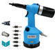 High Speed Handheld Air Riveting machine Nutsert Tool,Pneumatic Air Rivet Nut Guns Insert/
