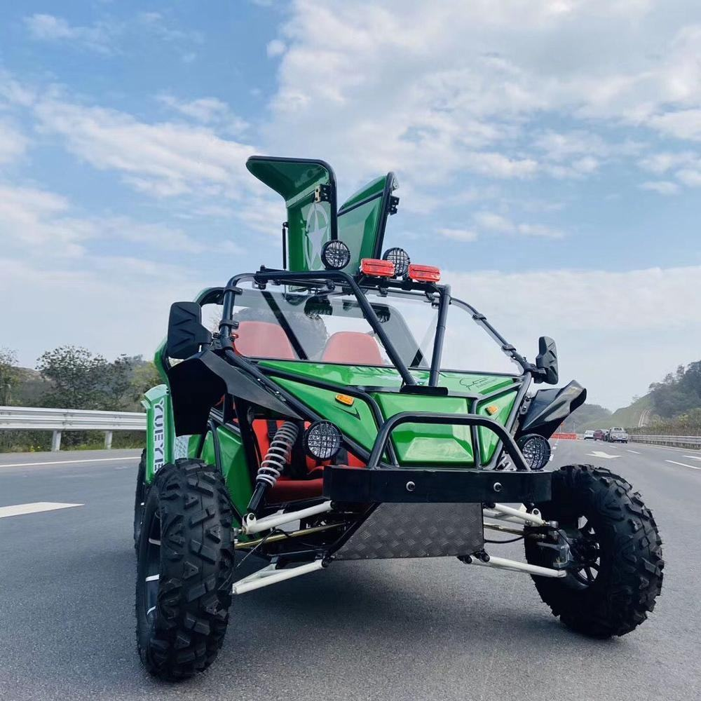 2020 Easy-go newest 200cc/230cc cheap 2 seats buggy off road for adults pass CE certificate hot on sale