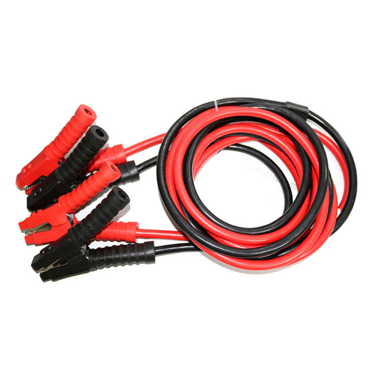 Car 25mm2, 1000A Jumper Battery Cables 12Ft Booster Jump Start