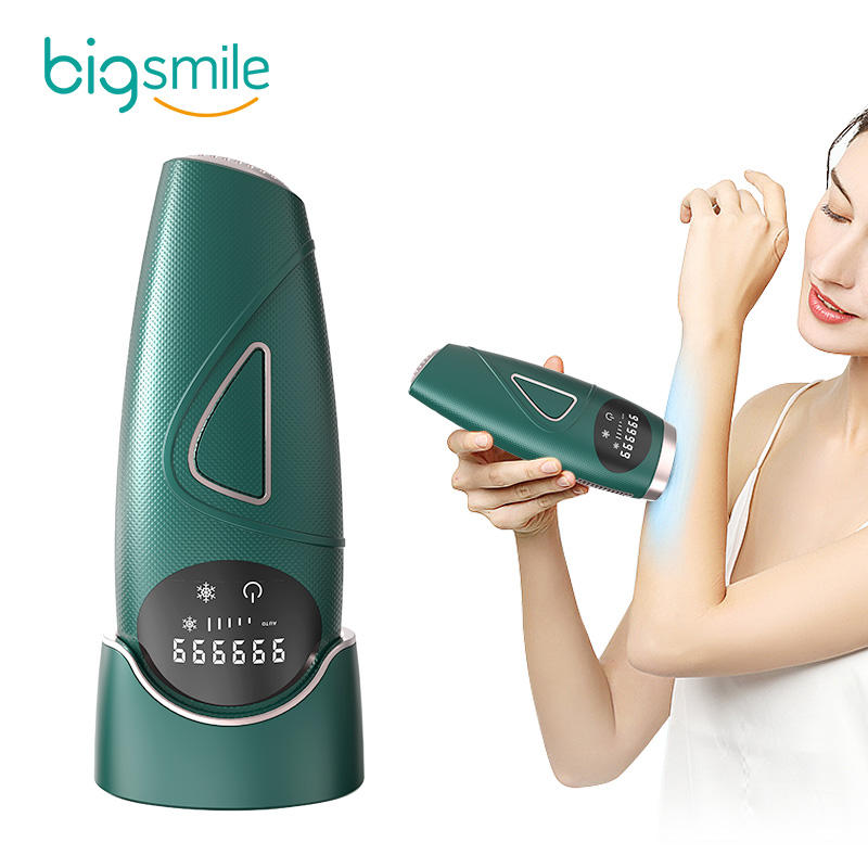 best portable led painless leg arm face body hair remover epilator ipl home used beauty machine permanently laser hair removal