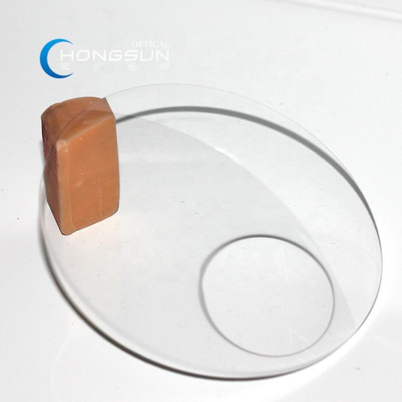 Bifocal [ Lenses ] Round Lenses 1.49 Wholesale Ophthalmic Reading Plastic Lenses Round Top Lens