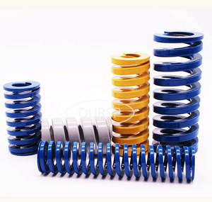 Sell Square Wire Die Springs ISO 10243 Standard Mold Springs