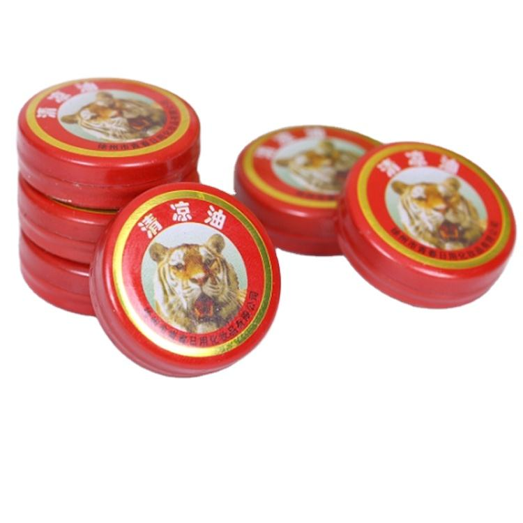 Hot Selling Chinese Cool Balm Relaxing Cream Pain Relief Ointment Relieve Pain Dizziness Ointment Essential Oil