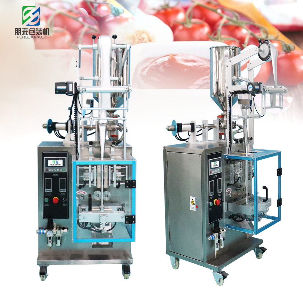 price pasta sauce satchel packaging machine