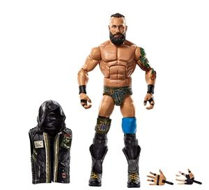 PVC Cheap movable personal action figures WWE Eric Young Elite Collection Action Figure