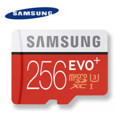 Original Samsung Mirco TF/SD Card 32GB 64GB 128GB 256GB Memory card EVO Plus Class10 UHS-1 UHS-1 Flash Card