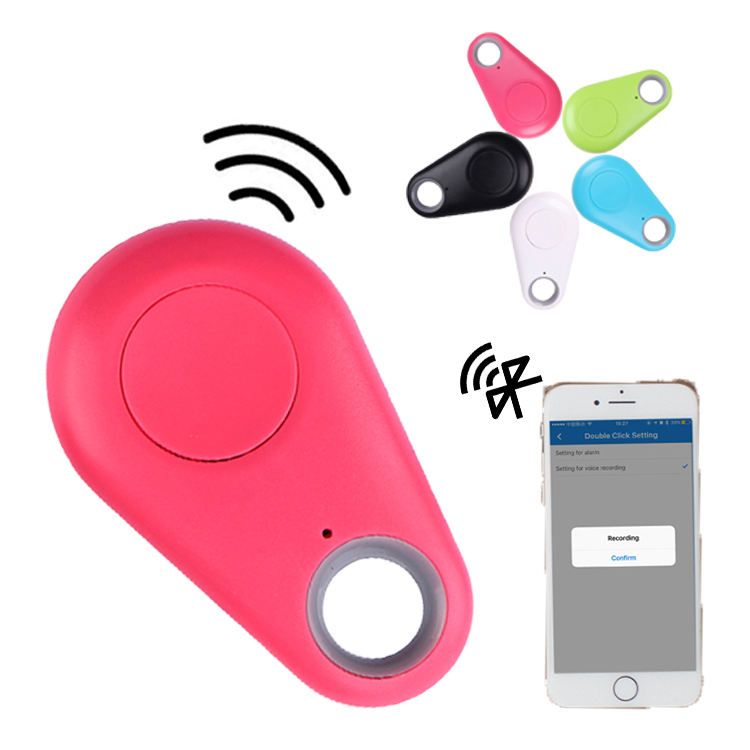 Factory Wholesale Smart Tag Wireless Remote Control GPS Kids Children Tracker Bluetooth Key Finder