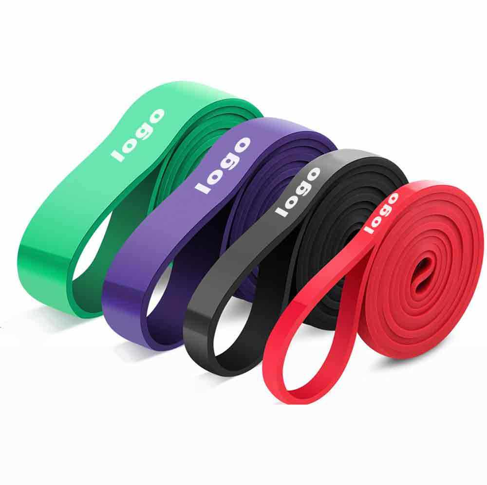 Workout Latex Pull Up Assist Band <span class=keywords><strong>Weerstand</strong></span> Loop Bands