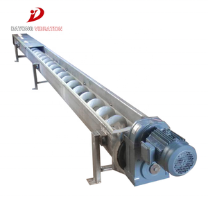 Wholesale High Quality Easy Maintenance Ash Screw Conveyor