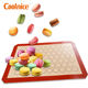2021 Multipurpose Pastry Baking Kit Anti-slip Silicone Macaron Baking Mat For Oven Baking Tools