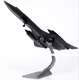 Promotional 1/50 Stealth Fighter SR71 Toys Vehicle Metal Model airplane for Adult