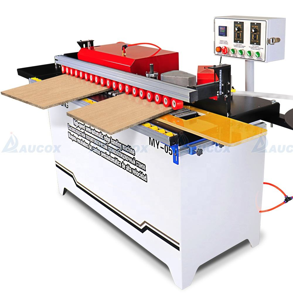 my05 Hot Sale Automatic Woodworking Edge Banding Machine For Edge Banding Furniture