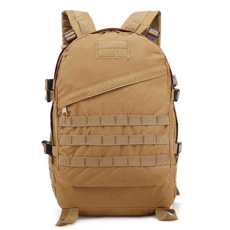 40L tactical military army backpack camouflage 3-days molle pack for Camping Professional camping equipment Camping bag