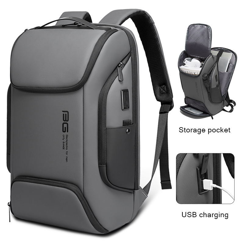 Factory Bange hot sell polyester charging wholesale custom men travel waterproof laptop school backpacks