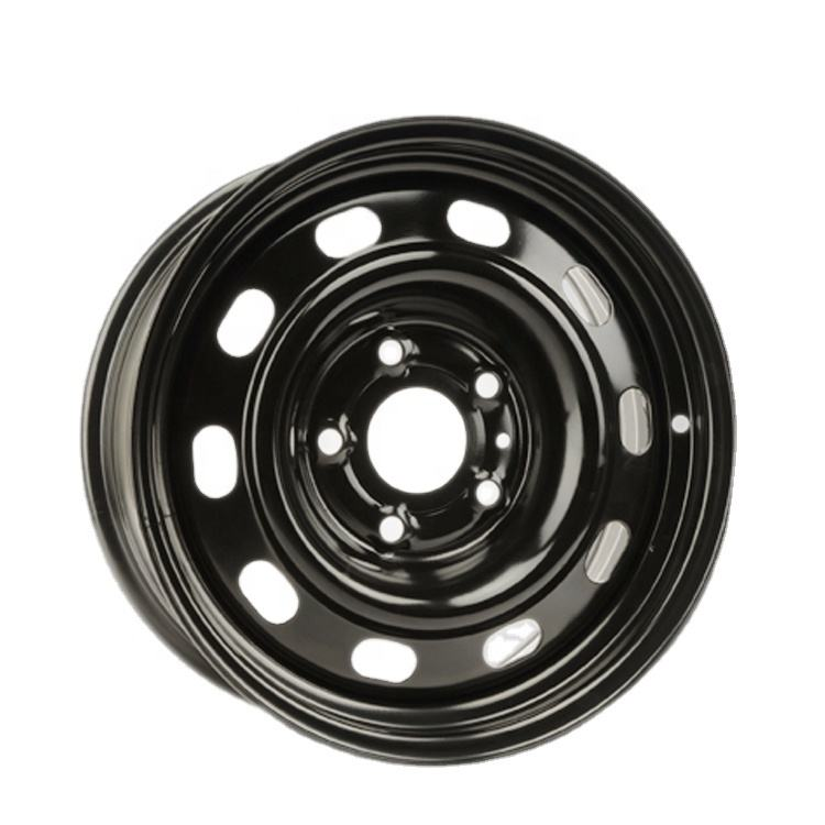 passenger car wheel disc 5.5jx15 steel car wheels 5x139.7 15 inch