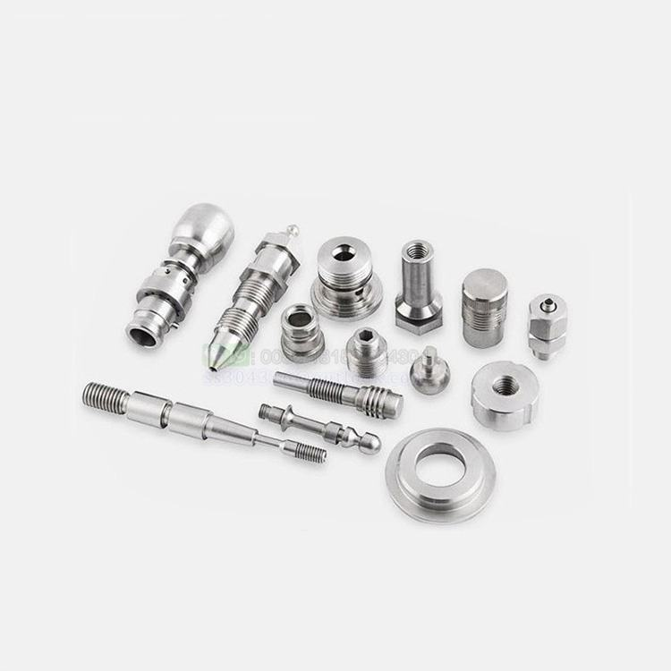 High Quality Factory Cheap Price CNC High Precision CNC Machined Components CNC Lathe Machining Parts