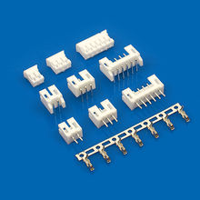 B2B-XH-A 2 pin pbt plastic terminals electrical speaker wire connectors