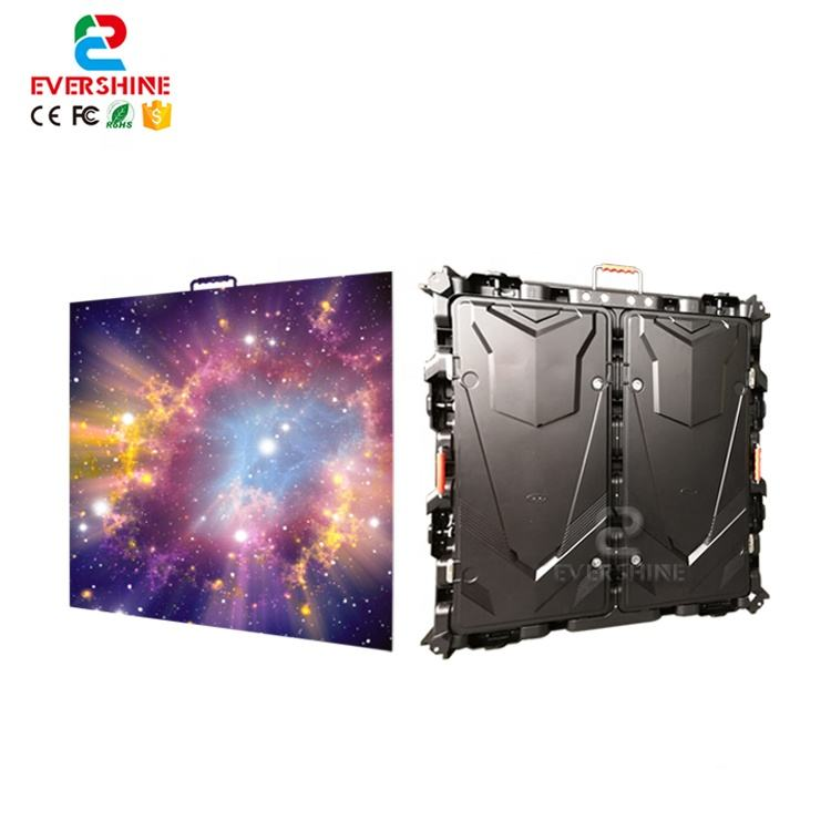 Outdoor SMD RGB Full Color P10 LED Modul Billboard Panel 960X960 Tampilan Iklan Video Wall TV HD Besar layar