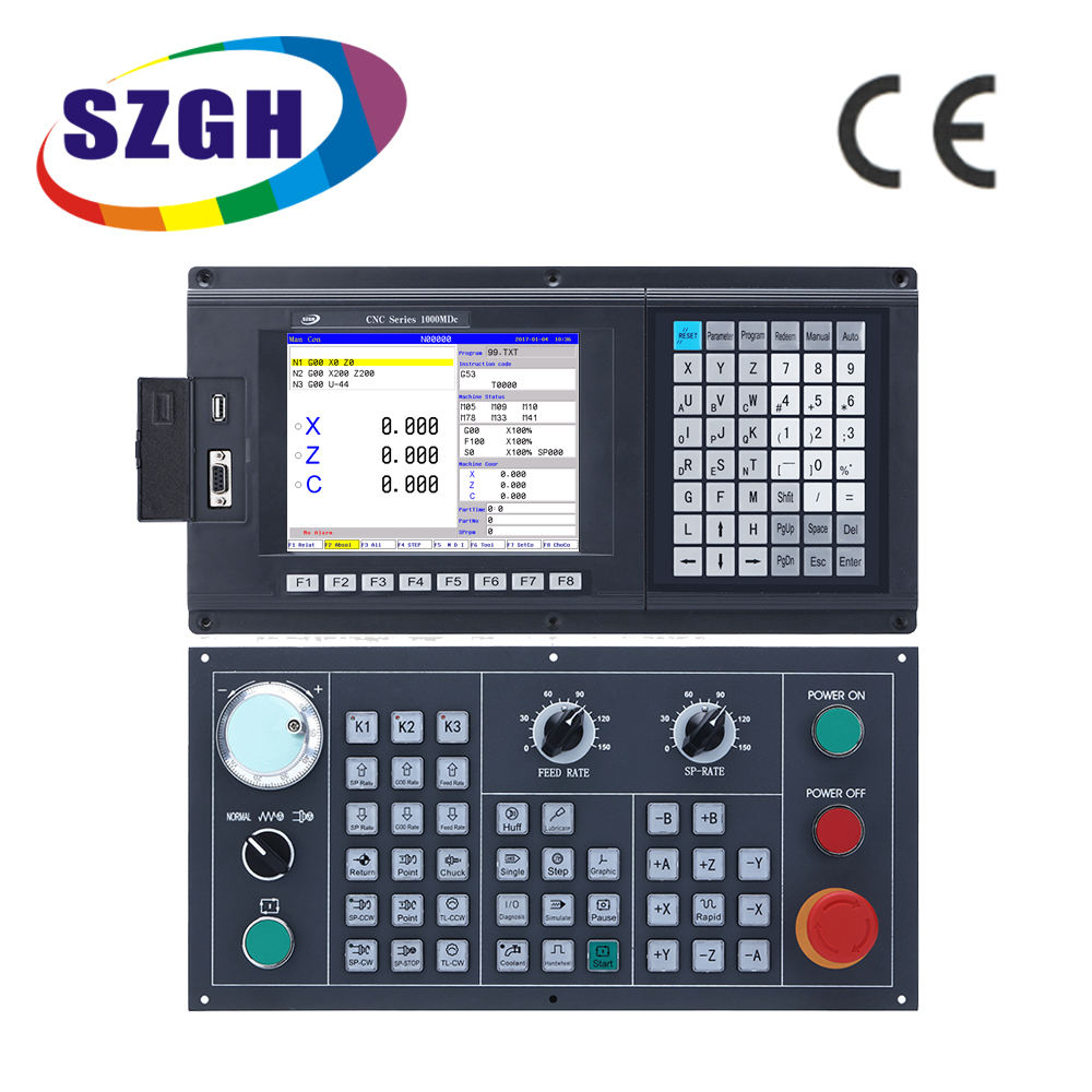 CNC Router / Woodworking CNC Controller /engraving System SZGH-1000MDc-4