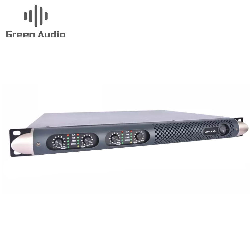 GAP-D2400 पेशेवर 600W * 4 <span class=keywords><strong>शक्ति</strong></span> amp 1U कक्षा डी ध्वनि डिजिटल <span class=keywords><strong>शक्ति</strong></span> <span class=keywords><strong>एम्पलीफायर</strong></span>