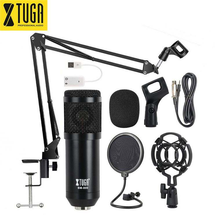 Promotional wholesale recording studio equipment neumann microphone in chinese