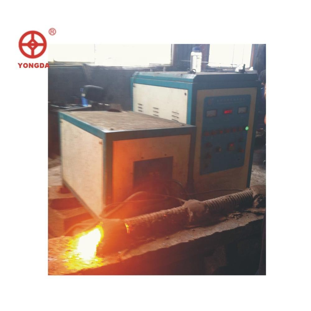 YONGDA WZP-300 supersonic frequency induction heating machine for metal forging