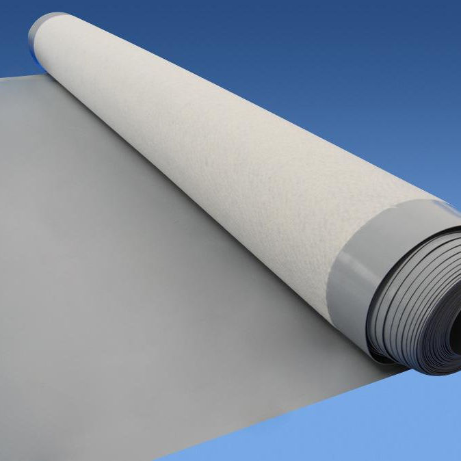 PVC waterproof membrane for house wraps construction project
