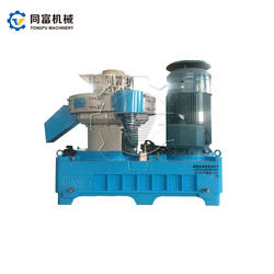 Two Layers Ring Die Biomass Wood Pellet Mill For Biofuel