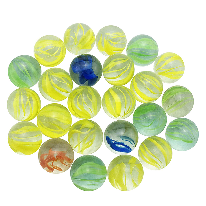 Round Toy Marble Glass Marbles for Sprayers