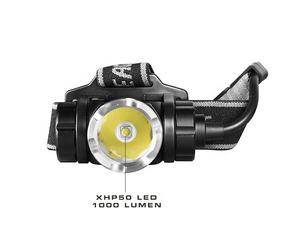 XHP50 LED 1000 lumens brightest Waterproof rechargeable led headlamp