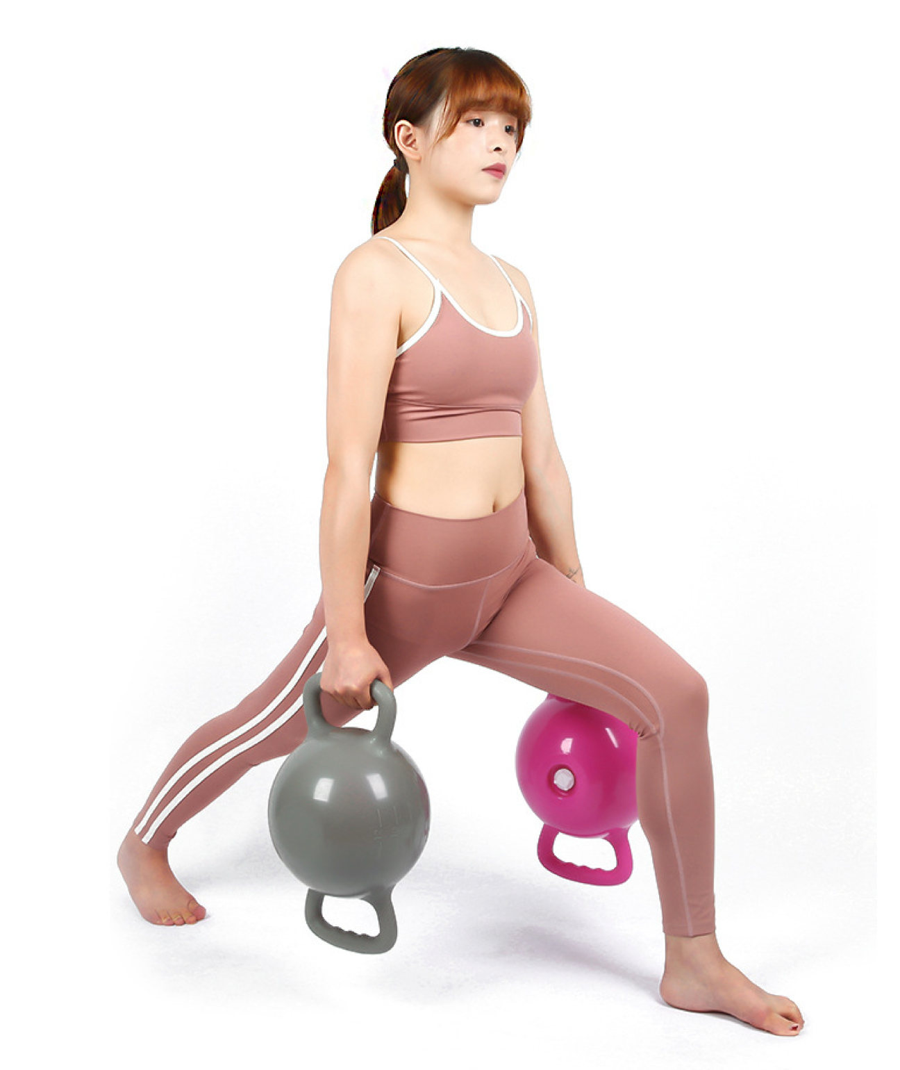 PVC Water Filled Soft Private Label Adjustable Kettle Bells Dumbbell