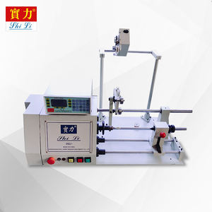 Winding Usage Price automatic Spool winding machine for zinc wire/solder wire/other alloy wire