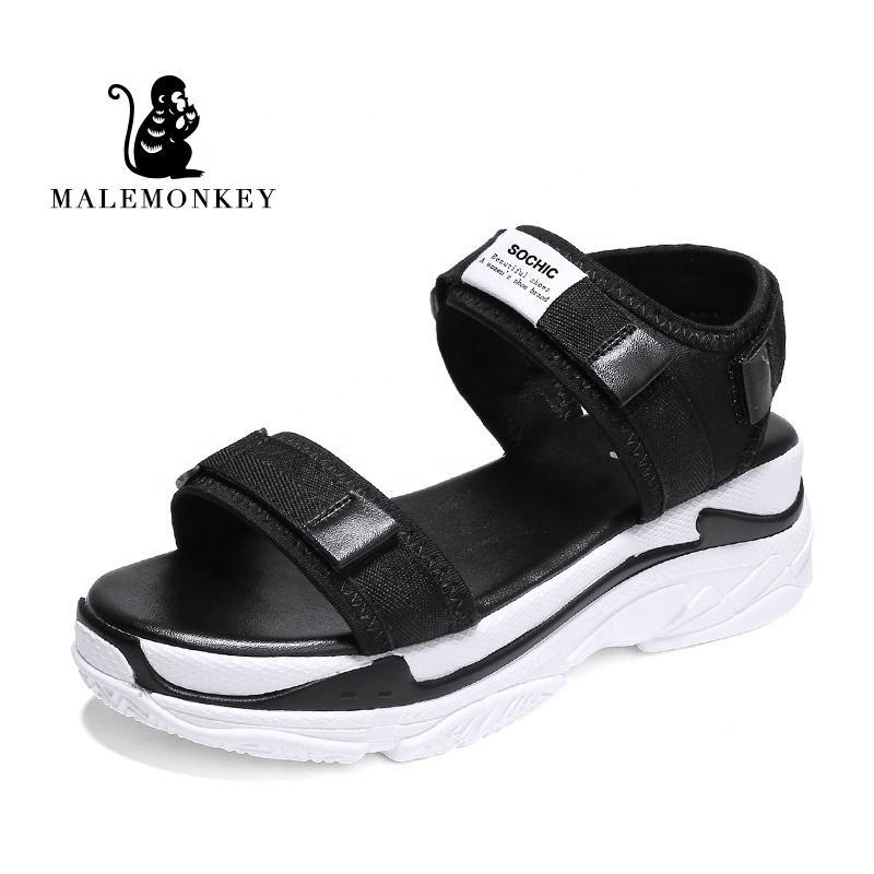 Summer Running Platform Sneaker Sports Sandals Women For Walking