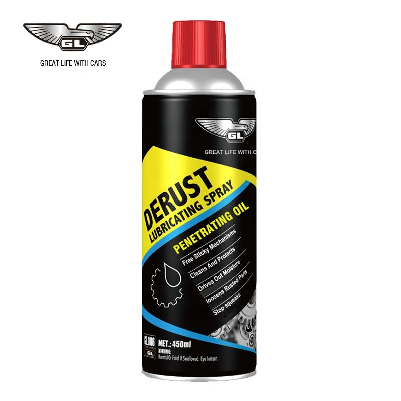 Car Rust Spray Best Penetrating Spray Oil Lubricant