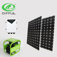 Difful hot sale 50m3/h 17m DC110V 2HP solar CPM pump for irrigation