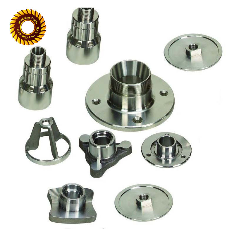 CNC Machining Customized Turning and Milling Metal Parts
