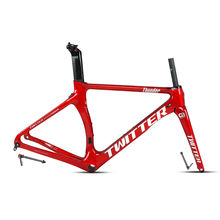 2021 Cheap price BB92 disc brake carbon fiber road bike bicycle frame