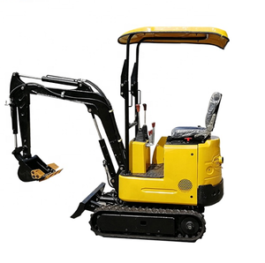 Best-Selling Chinese Mini Electric Chain Excavator On Crawler