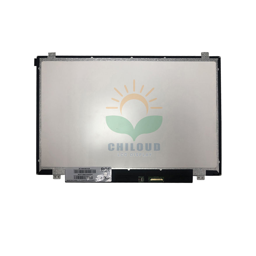 14 inch 1366*768 touch screen panel Handheld POS display TFT LCD module 12