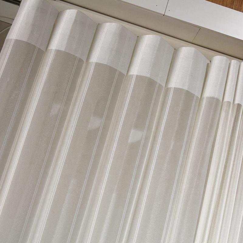Dream Romantic Window Curtain Sheer Valance Vertical Hanas Blinds Shades