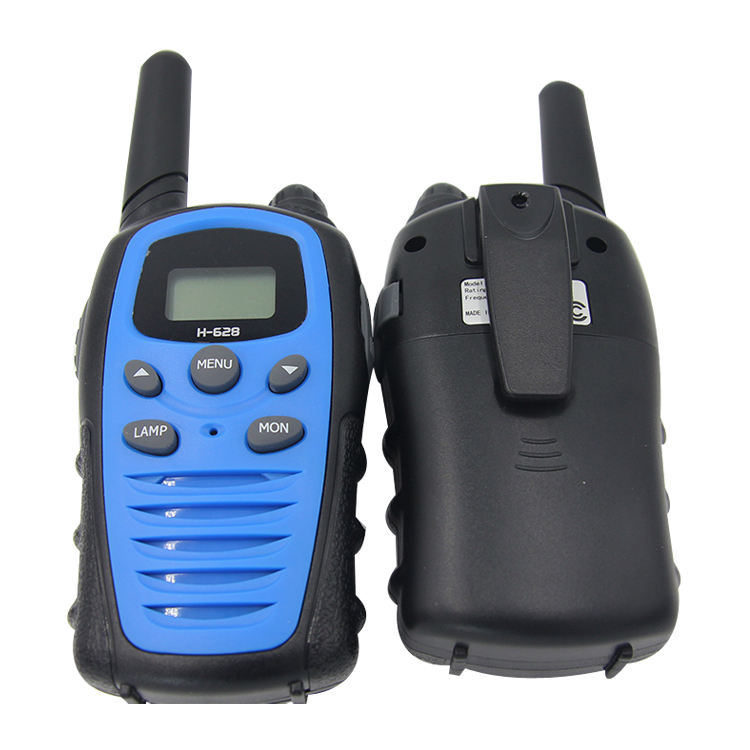 1W 3Km long range 400 - 470 MHZ Mini Radio Children'S Walkie Talkie toy