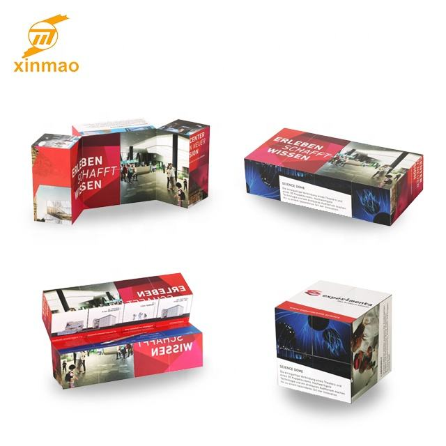 2019 Hot Selling Folding Magic Cubes For Promotion