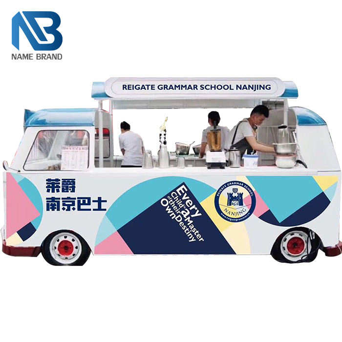 display vendor electric outdoor kiosk hotdog mobile food cart for sale